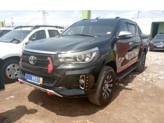 Toyota Hilux Revolution 2016
