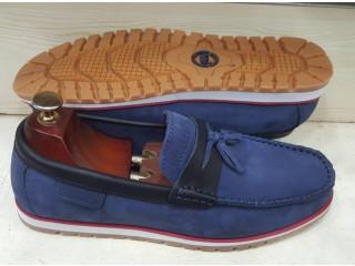 Chaussure georgra pro en cuir