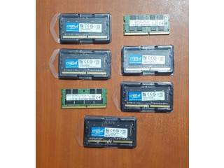 Barrettes RAM (PC portable) DDR4