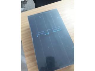 PS2 AVEC LES ACCESSOIRES