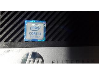 HP elitedesk 800 G5 ( 9th génération )
