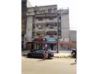 Immeuble r+3 en vente à yopougon