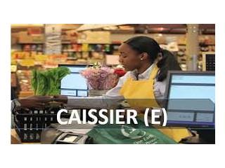 Supermarché recrute des caissieres et des rayonistes