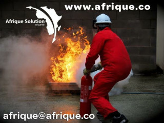 Abidjan Formation Incendie et évacuation côte d'Ivoire