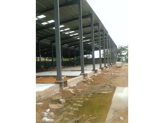 Location entrepot 2000 m2 à Anyama- N'dotré