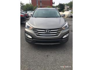 Hyundai Santafe tres propre a vendre