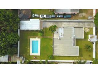 Cocody 2 Plateaux Vallon club house vente villa base 5pièces sur 1160m2