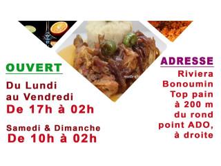 Votre restaurant yann's a ouvert ses portes riviera bonoumin
