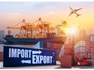 Consultant d'affaire import export et conseil en commerce international basé en Europe