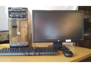 Ordinateur bureau HP pro 3500