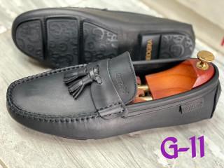 Chaussure tods en cuir