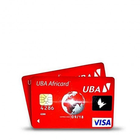 Carte Prepayee Uba.Vente Carte Visa Uba Africard Abidjan