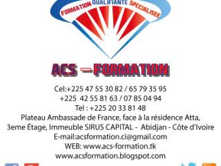 Événement ACS FORMATION
