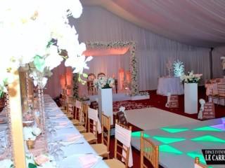 Espaces mariages, seminaires, conferences