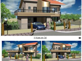 Vente de sublimes maisons a bingerville