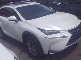 2018 Lexus NX200t