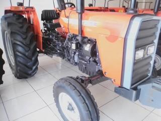 Vente de tracteurs neufs