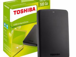 Disque dur Toshiba 500