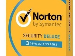 Norton security deluxe(3.0/3Dev/1an)