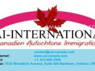 Avis de recrutement : CAI-CANADA 2019