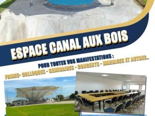 ESPACE ÉVÉNEMENTIEL CANAL AUX BOIS TREICHVILLE
