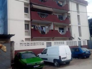 Koumassi fanny vente un beau immeuble r +3