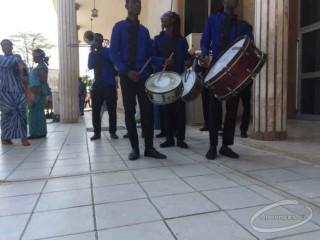 Fanfare SYMBIOSE d'Abidjan