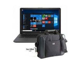 HP 250G7 - Core i3 - 4Go/500G - Gris Sombre + Sac Offert