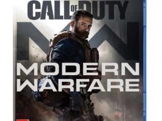 CD Ps4 Call Of Duty - Modern Warfare
