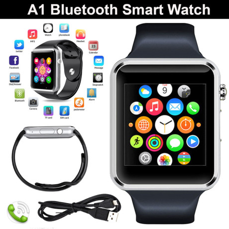 montre-connectee-a1-ecran-tactile-sim-bluetooth-bleugrisdoreblanc-big-1
