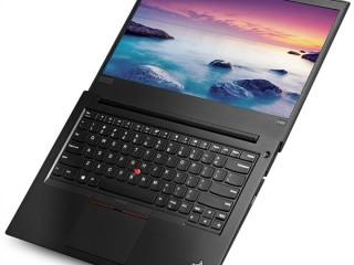 """Lenovo ThinkPad E490 - Ecran 15"""" - Intel Core I5 - 8G Ram - 1000Go - Noir - Garantie 6 Mois"""