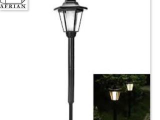 Lampe de jardain