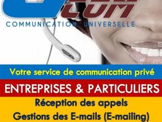 VOTRE SERVICE DE COMMUNICATION PRIVE