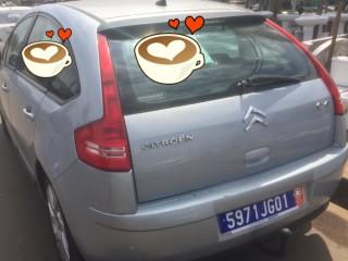 Citroën C4 manuelle immat. JG