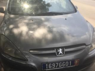 Peugeot 307 automatique immat. GG