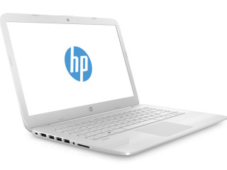 "PC HP STREAM - 14"" - Intel Celeron 3060 - 4GB - 64GB - Win10 - Blanc - Garantie 6 Mois"