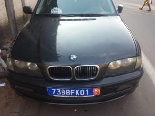 BMW E46 manuelle