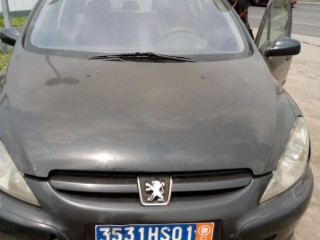 Peugeot 307 automatique immat. HS