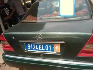 Mercedes D200 automatique