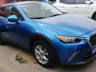 Mazda CX3 année 2015