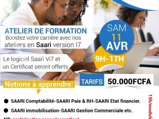 Booster votre carrière avec nos ateliers en SAARI Vi7