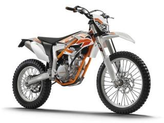 MOTO KTM FREE RIDE