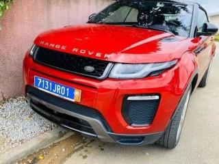 Range rover évoque cabriolet .
