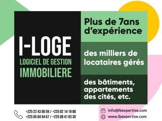 Logiciel de gestion immobilière I-LOGE