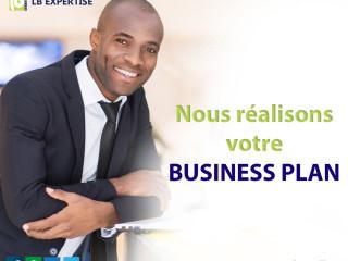 NOUS RÉALISONS VOTRE BUSINESS PLAN