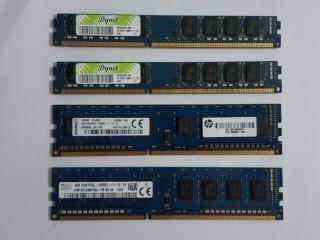 Barrettes RAM DDR3 desktop