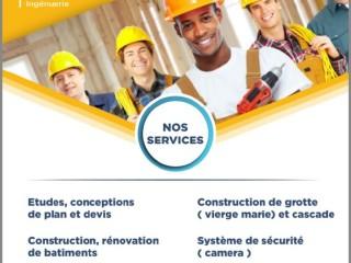 Entreprise de construction BTP
