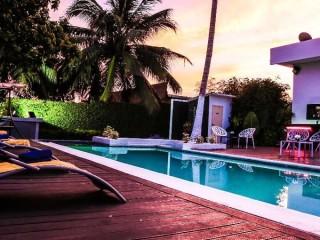 Cocody Vallon Location Villa 4pièces Meublé Pour Anniversaire