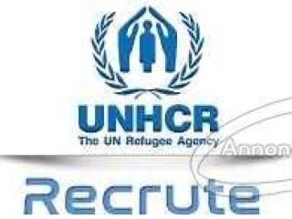 AVIS DE RECRUTEMENT UNHCR CANADA (COMPTABILITE)