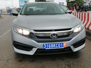 Honda civic année 2017